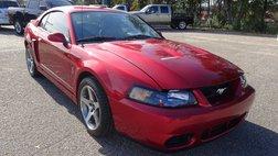 2003 Ford Mustang SVT Cobra Cobra