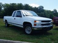 1996 Chevrolet C/K 2500 Cheyenne HD