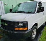 2012 Chevrolet Express Cargo Van 2500