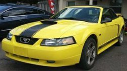 2002 Ford Mustang GT Deluxe