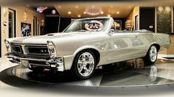 1965 Pontiac GTO Convertible Restomod