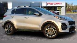 2021 Kia Sportage SX Turbo