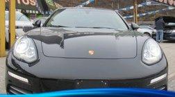 2016 Porsche Panamera Panamera