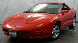 1997 Pontiac Firebird Base