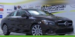 2018 Mercedes-Benz CLA-Class CLA 250 4MATIC