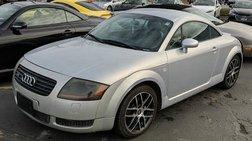 2002 Audi TT Coupe quattro (225 hp)
