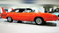 1970 Plymouth 440 SIX-PACK 4-SPEED MANUAL