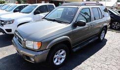 2003 Nissan Pathfinder SE 2WD Auto