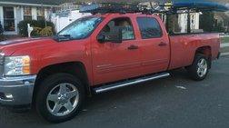 2013 Chevrolet Silverado 2500 K2500 HEAVY DUTY LT