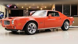1970 Pontiac Firebird Restomod