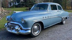 1951 Buick 1951 BUICK SPECIAL SERIES 40