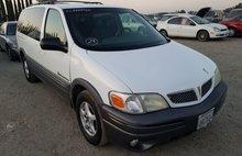 2001 Pontiac Montana w/1SC Pkg