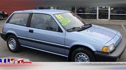 1986 Honda Civic DX