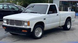 1988 Chevrolet S-10 EL