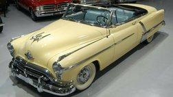 1952 Oldsmobile Ninety-Eight Convertible