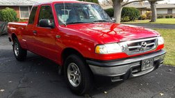 2004 Mazda B-Series Truck B2300 SE