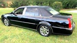 2006 Cadillac DTS 4dr Sdn w/1SD