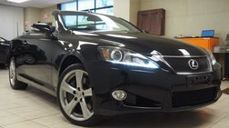 2013 Lexus IS 350C Base