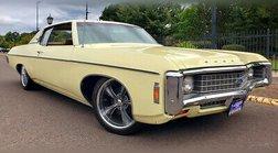 1969 Chevrolet Impala Custom Coupe
