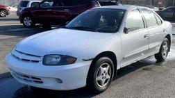 2004 Chevrolet Cavalier Base