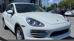 2014 Porsche Cayenne Cayenne