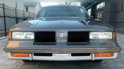 1987 Oldsmobile Cutlass Supreme Base