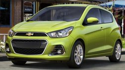 2016 Chevrolet Spark 1LT CVT