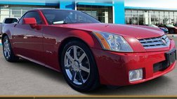 2007 Cadillac XLR Passion Red Limited Edition