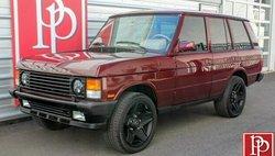 1988 Land Rover Range Rover Base