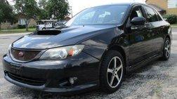 2008 Subaru Impreza WRX WRX