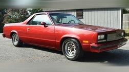1982 Chevrolet El Camino SS