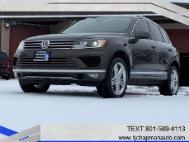 2016 Volkswagen Touareg Sport