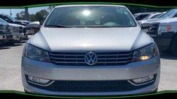 2012 Volkswagen Passat V6 SE