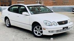 2001 Lexus GS 300 Base