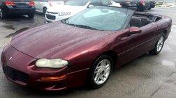 2002 Chevrolet Camaro Base