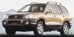 2001 Hyundai Santa Fe LX