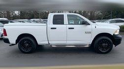 2014 Dodge Ram 1500 2014 DODGE QUAD CAB TRADESMEN 4X4 CUSTOMS WHEELS