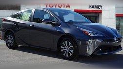 2021 Toyota Prius XLE AWD-e