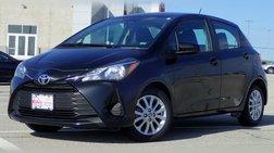 2018 Toyota Yaris 5-Door LE