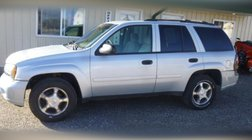2008 Chevrolet TrailBlazer 4WD 4dr Fleet w/2FL