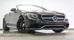 2017 Mercedes-Benz S-Class AMG S 63