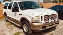 2003 Ford Excursion Eddie Bauer