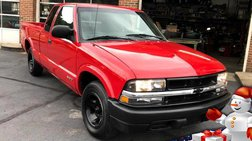2001 Chevrolet S-10 Ext. Cab 2WD