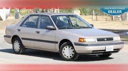1993 Mazda Protege DX