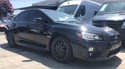 2017 Subaru Impreza WRX STi STI
