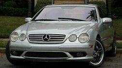 2005 Mercedes-Benz CL-Class CL 65 AMG