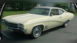 1969 Buick Skylark 2dr Cpe Custom SJ