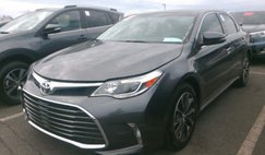 2016 Toyota Avalon Limited