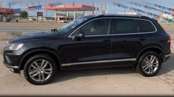 2016 Volkswagen Touareg TDI Executive