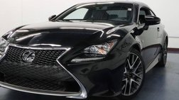 2017 Lexus RC 200t Base